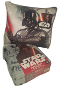STAR WARS BLANKET AND PILLOW SET