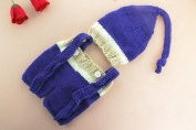 51WAY Children 's photography apparel infant photographic clothing handmade knitting wool