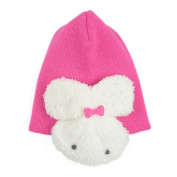 Winter Cute Carton Knitting Wool Baby Cap Hat Toddler Kids Rabbit Earflap Hat Children Toddlers Caps