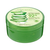 Have one to sell. Sell now NATURE REPUBLIC Soothing & Moisture Aloe Vera 92% Soothing Gel 300mL