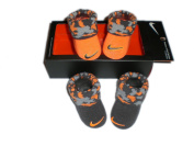 Nike Newborn Infant Booties, Size 0-6 Months