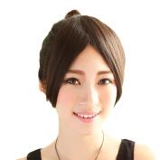 Beau-Lady Sweet Girl Fake Hair Bangs Clip In Bangs Front Hair Extension