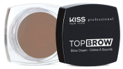 Kiss NY Pro Top Brow Cream Soft Brown