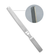 U Choicetore Professional Stainless Steel Nail File With FOUR Sides Grinding Rod (NAIL FILE) …