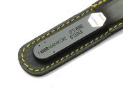 GERmanikure 'ITS WINE OCLOCK' original patented genuine crystal mantra file 3mm thick