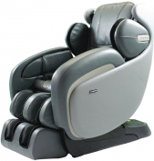 Osaki APPROULTRAD Apex AP-Pro Ultra D Massage Chair, Grey, Excellent Hip Roller, Unique Foot Roller, Heating Function on Back, 3 Level of Zero Gravity, Unique L-Track to Massage Hip & Buttocks