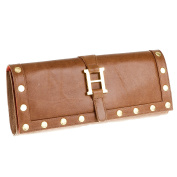 Hammitt LA Executive Leather Clutch