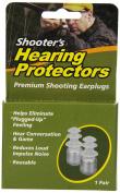Health Enterprises Earplug, Shooter's Hearing Protectors, 1 Pair