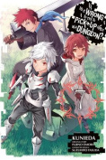 Is it Wrong to Try to Pick Up Girls in A Dungeon? (Manga)