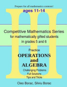 Practice Operations and Algebra