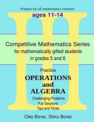 Practice Operations and Algebra