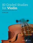 80 Graded Studies for Violin