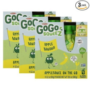GoGo Squeeze Organic Apple/Banana Applesauce OnTheGo 4-90ml Pouches