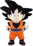 GE Animation Dragon Ball Z Stuffed Plush - Large 46cm Kid Goku