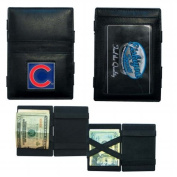 MLB Chicago Cubs Leather Jacob's Ladder Wallet