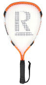 Ransome R3 Drive Racquetball Racket - Orange/White/Black, 75 cm