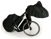 Bike Cover Protector Waterproof Universal Black [037]