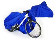 Bike Cover Protector Waterproof Universal Blue [037]