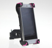 Camac Phone Holder for Bike Handle Bar Ultra Stable Universal for iPhone Smartphone 8.9cm - 17cm