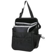 Demiawaking Car Auto Seat Back Organiser Storage Pocket Pouch Hanging Storage Holder Bag Item Container Travel Storage Bag