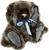 Kaycee Bears Roger Plush Rabbit Teddy Bear