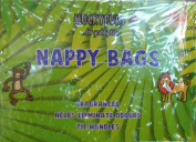 Mucky Pups Nappy Bags 5 x 200s