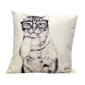 Vipwind Vintage Cotton Linen Decorative Coshion Cover Throw Pillow Covers Capa De Almofada Quality First