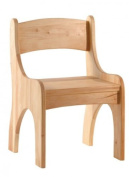 Kinderkram (Ostheimer) 5520511 - Children's Chair alder natural