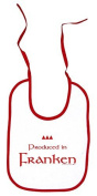 Bib with Print-Produced in Franken-08437/1