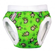 ImseVimse Training Pants Green Monkey L