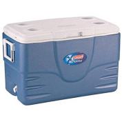 Coleman 49.2l Extreme Cooler, Blue Keep Food And Drinks Cold For Nearly A Week