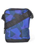 Bikkembergs Men's Shoulder Bag blue Blue and Black