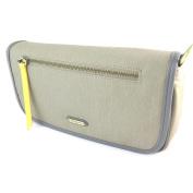 """Pouch bag 'Hedgren'beige - 28x15x7 cm (11.02""""x5.91""""x2.76"""")."""