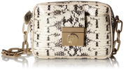 Versace Collection Women's Cross-Body, Grey/Light Gold