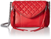 ASH Women's Zander Cross-body, Red