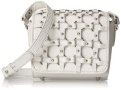 Ash Women's Lulu Cross-body Cross Bag Off-White Size:
