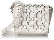 Ash Women's Lulu Cross-body Cross Bag Off-White Size: