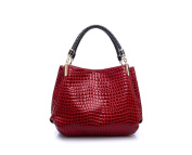 Coquelicot et Coccinelle Women's Top-Handle Bag red red