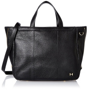 Halston Heritage Women's Solid Satchel, Black