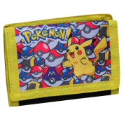 "Pokemon BR-231-PK ""Pikachu with Pokeballs"" Wallet"