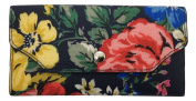 Cath Kidston card wallet with zip purse hampstead rose navy