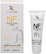 alkemilla Foundation in Cream BB Cream Natural Finish - Light Colour 01