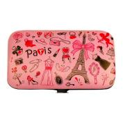 Souvenirs of France - Paris Eiffel Tower Manicure Kit - Pink