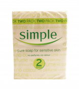 Lornamead Simple Pure Twin Soap