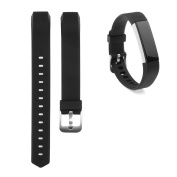 DSHS Fitbit alta Band,Watch Buckle Design,Perfect Replacement Of Original Band.Fix the Alta Fall Off Problem