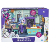 "MY LITTLE PONY B9494ES00 ""Equestria Girls Minis Lessons & Laughs"" Class Set"