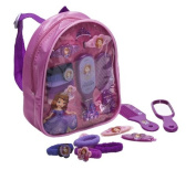 Joy Toy 115031 Sofia The First Hair Accessories Set in Backpack Bag