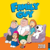 Family Guy 2018 Wall Calendar