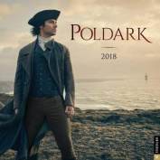 Poldark 2018 Wall Calendar