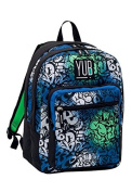 BACKPACK SEVEN YUB BIG PLUS URBAN BOY BLUE CM 43X31X21